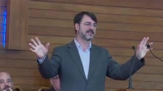 CONFERÊNCIA PLANTADORES E REVITALIZADORES DE IGREJAS - Palestra: Rev. Mauro Meister