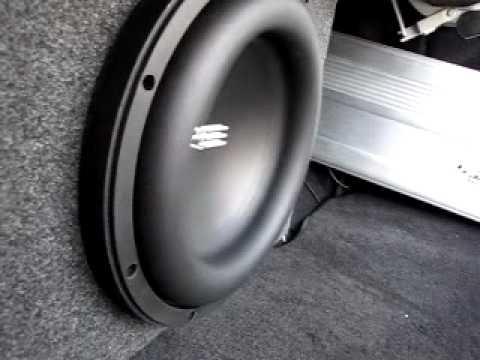 RE Audio MX Bassotronics-Bass I Love You
