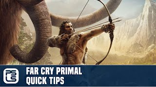 Far Cry Primal - Quick Tips