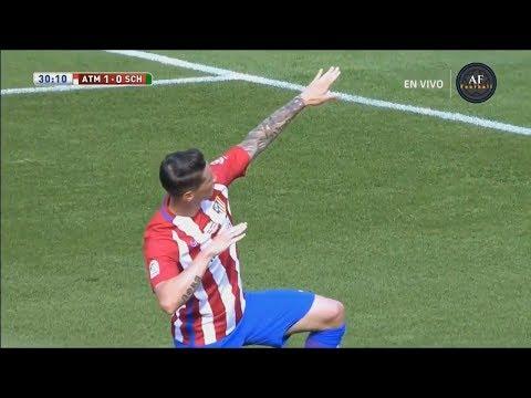 Goal Fernando Torres vs Rest of the World Legends (28/05/2017) HD 720p - 동영상