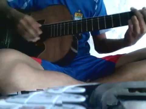 kunci gitar laskar pelangi .. BIKIN MERINDING
