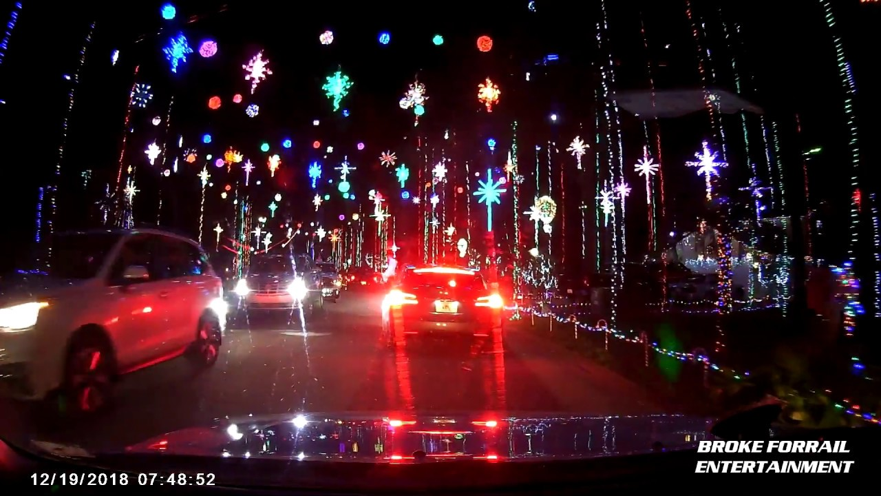Blackhawk Bluff Christmas Lights 2020 JACKSONVILLE, FL CHRISTMAS LIGHTS BLACKHAWK BLUFF NEIGHBORHOOD