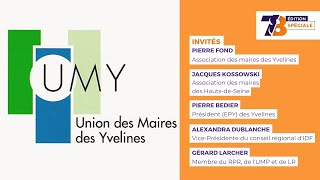 7/8 Edition Spéciale. Universités des Mairies de l'Ouest Parisien