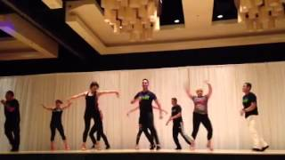 San Antonio Big Salsa Festival Culture Beat Tec Rehearsal