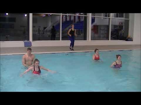 Aqua Aerobics - Team HIIT