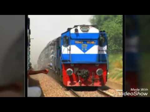 Aala Hazrat Hain Woh Rail, Ban K Chalti Hai Jo Mail.