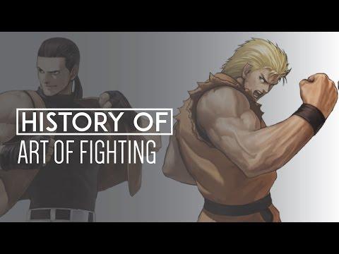 History of ART OF FIGHTING