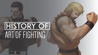 History of ART OF FIGHTING