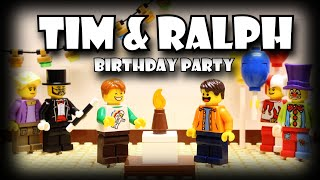 Tim and Ralph: Birthday Party (Episode 35)