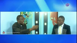 THE INSIDE (Guest Rev Dr  Georges NKENZE) SUNDAY SEPTEMBER 1st