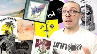 YUNOREVIEW: May 2017 (Burial, Machine Gun Kelly, Papa Roach, Ho99o9, and More!)
