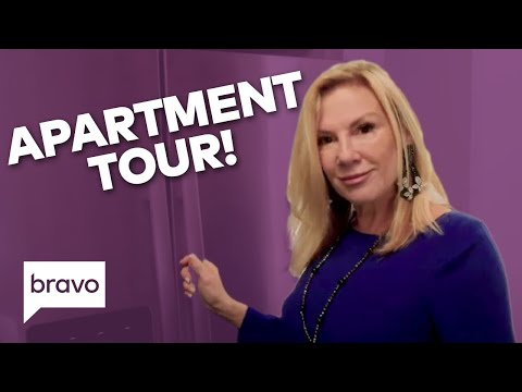 See Inside Ramona Singer's New Apartment   The Real Housewives of New York City