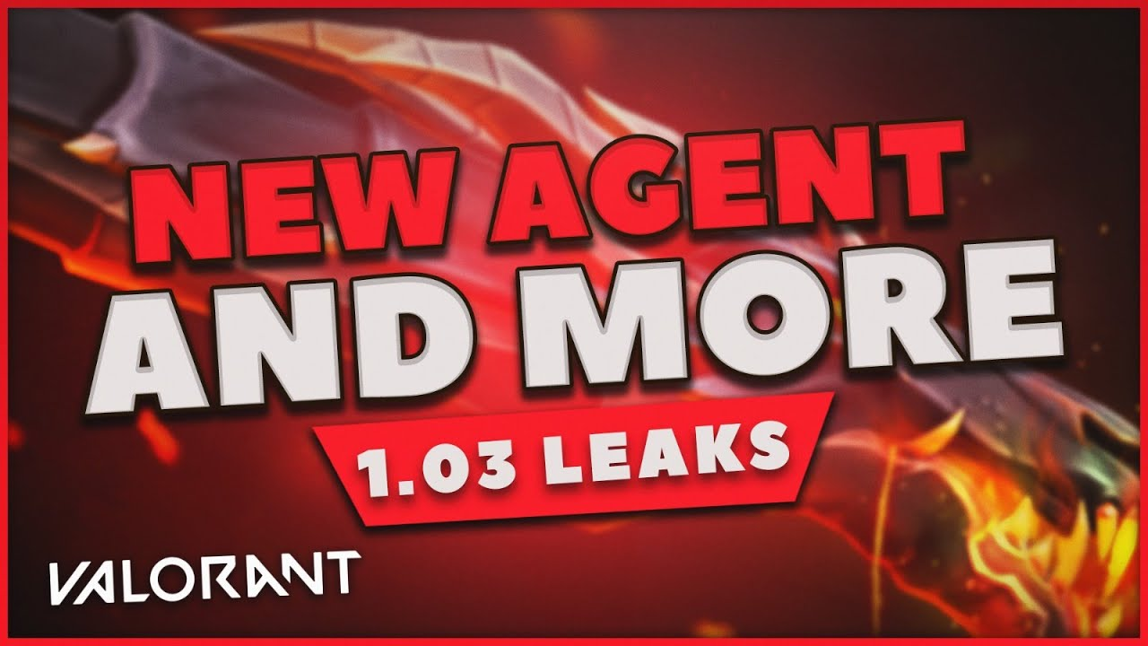 VALORANT Patch 1.03 ALL LEAKS - NEW AGENT SOUNDS/ANIMATIONS, DRAGON SET INGAME AND MORE!