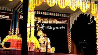 Yakshagana mandarthi mela bheeshma vijaya