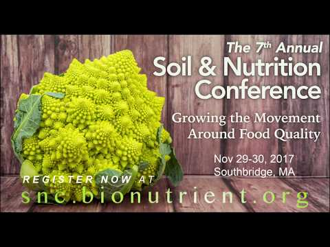 2017 Soil & Nutrition Conference, Pre-Conference Vision & Strategy Day