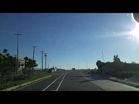 Driving from Rockaway Park to Riis Park Queens,New York