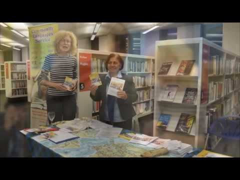 CROESO 2016 at Cardiff Central Library