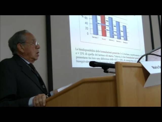 11 - Intervento prof. Mario Del Tacca - Prima Parte