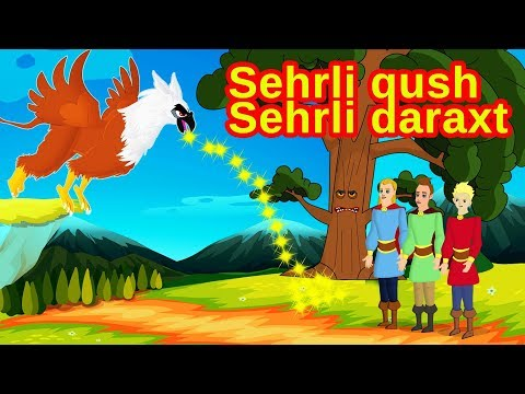 Sehrli qush Sehrli daraxt-multfilm-O'zbek multfilmlari | O'zbek ertaklari | Uzbek Axloqiy Hikoyalari