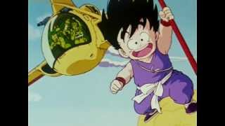 Dragon Ball Original 1986 Opening