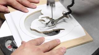 Simply Wooden Creations Scroll Saw Contest 2015