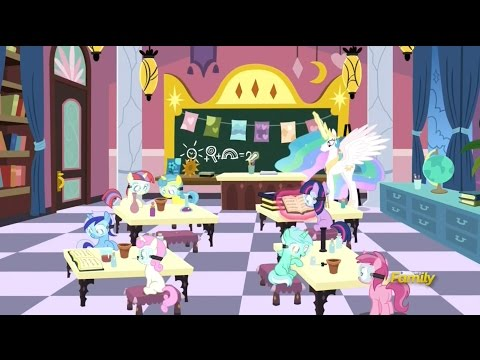 How Celestia decided Twilight should move to Ponyville