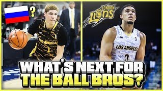 Where WILL The BALL BROTHERS Play NEXT Season After JBA Championship Win?