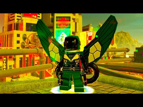 LEGO Marvel Super Heroes 2 Vulture Spider-Man Homecoming Unlock Location and Free Roam Gameplay