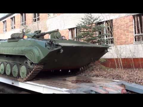 BMP-1 Starting Up