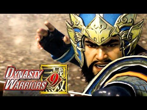 Dynasty Warriors 9 - Open World Trailer