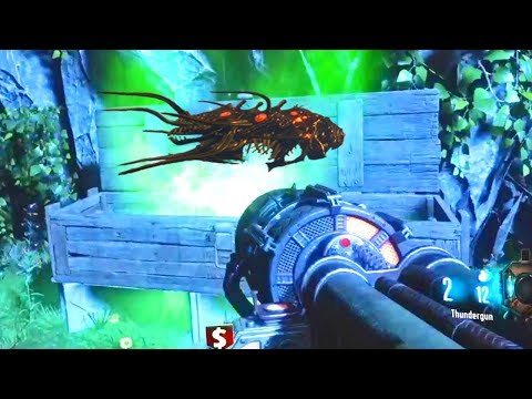 LUCKIEST BOX BUYER YOU'LL EVER SEE! Zombies Moments #67 Call of Duty Black Ops 3 2 1 Gameplay