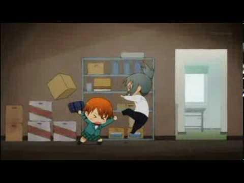 I get knocked down (AMV)