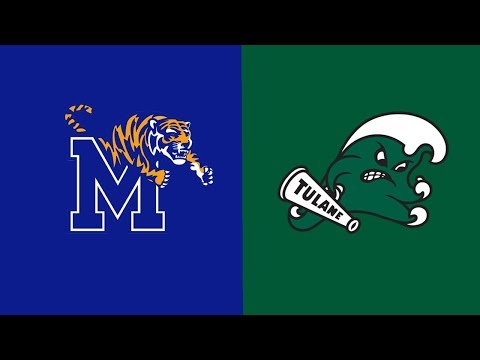 Week 5 2018 Memphis at Tulane Full Game Highlights
