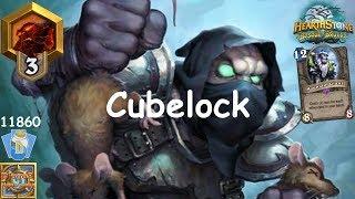 Hearthstone: Cubelock Warlock #9: Witchwood (Bosque das Bruxas) - Standard Constructed
