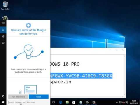 How to activate windows 10 pro offline youtube how to activate windows 10 pro offline ccuart Images