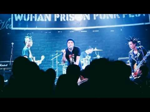 LAST CHOICE @ Wuhan Prison Punk Fest 2012, VOX Livehouse, Wuhan, Hubei, China