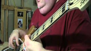 Ozzy Osbourne Revelation Mother Earth Bass Cover