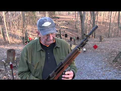 Springfield M1A  Scout Squad Rifle