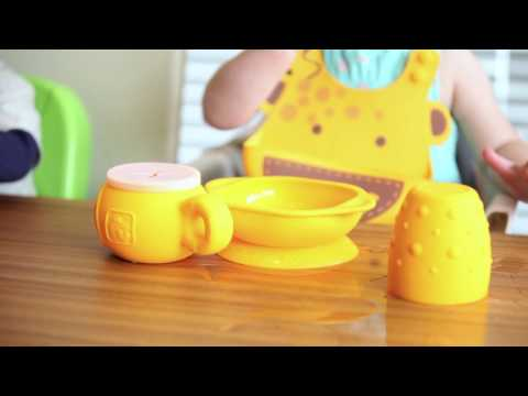 Learning Cup | Mealtime Learning System | Marcus&Marcus