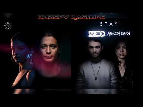 Kygo & Zedd - It Ain't Me / Stay Mashup (Ft. Selena Gomez & Alessia Cara)