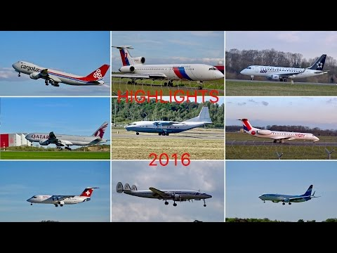 My Highlights 2016 | Luxembourg Findel Airport