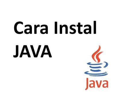 Cara Enable Java