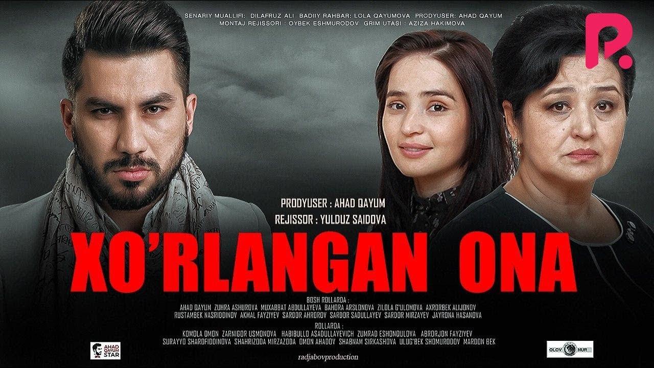 Xo'rlangan ona (o'zbek film) | Хурланган она (узбекфильм) 2020 #UydaQoling