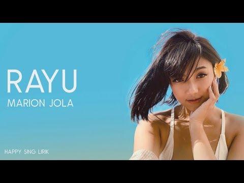 Marion Jola - Rayu (Lirik)