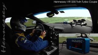 Hennessey VR1200 Runs 221 MPH on Texas Toll Road thumbnail