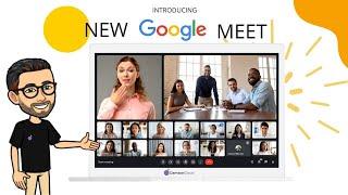 New Google Meet Interface - The Full Tutorial 2021 screenshot 1