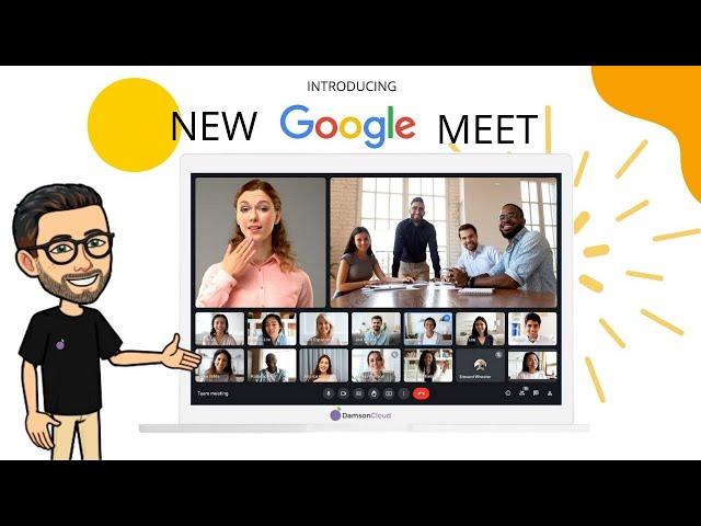 New Google Meet Interface - The Full Tutorial 2021