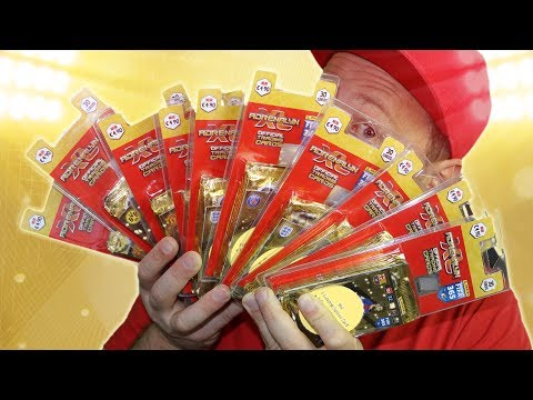 Alle 10 BLISTER FIFA 365 Adrenalyn XL Unboxing | All Limited Editions