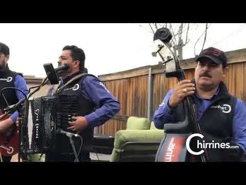 Chirrines Con Tololoche Los Angeles Riverside San Bernardino: Que Me Lleve El Diablo - Mario Medina