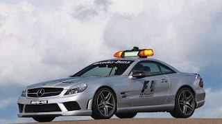2009 Mercedes Benz SL63 AMG F1 Safety Car Videos